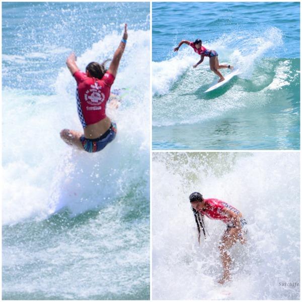 2014 US Open of Surfing - Tyler Wright
