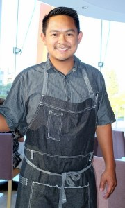 Chef Ross Paninglinan, Leatherby's Cafe Rouge