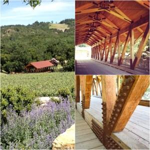 Covered Bridge, Halter Ranch Vineyard