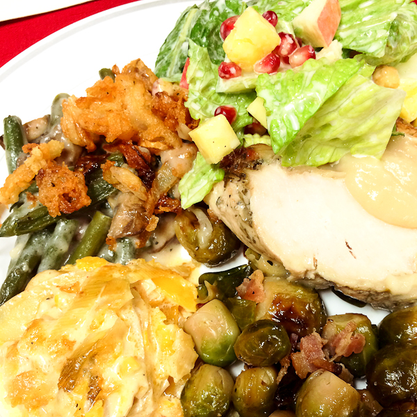 Thanksgiving sides, Big Book of Sides