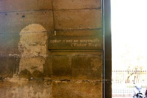 Victor Hugo, Place des Vosge