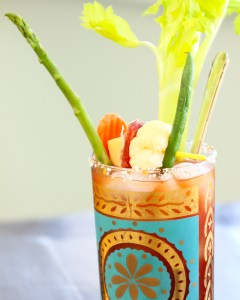 Best Bloody Mary and a Bloody Mary Bar