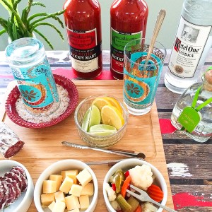 The Perfect Bloody and How To Build a Bloody Mary Bar