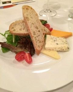 Wine Dinner Cheese Plate