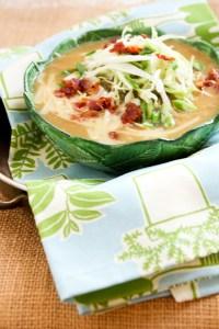 Irish Potato Cabbage Soup