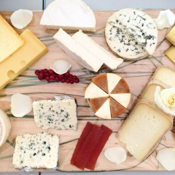 Fromagerie Sophie on Moldy Cheese Day and Wine Pairings