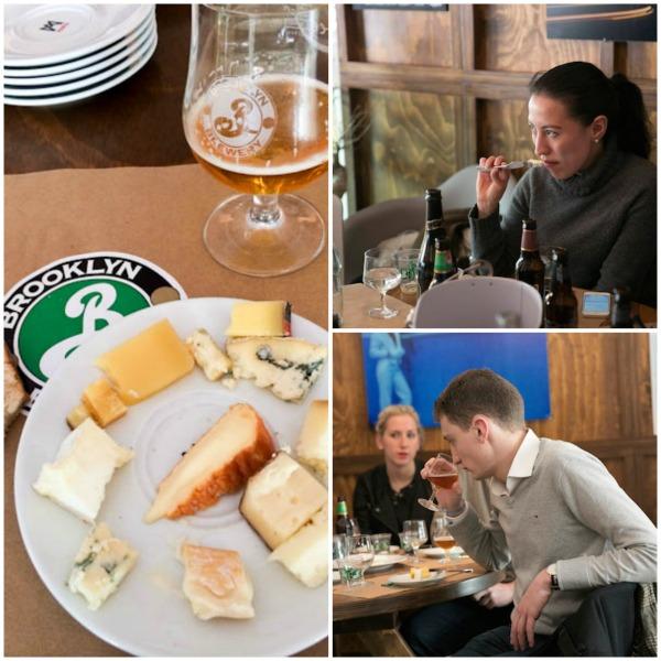 Brooklyn Brewery Beer Pairing