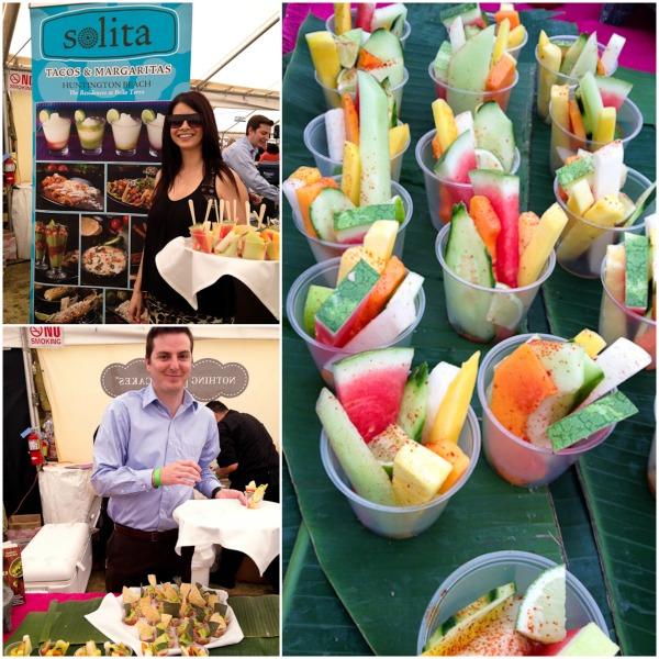 Solita's Tacos & Margaritas, Taste of Huntington Beach