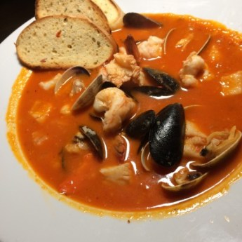 Cioppino, PIzza Lounge