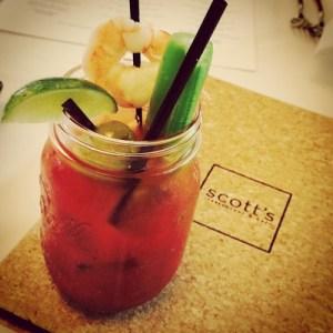 Bloody Mary, Scott's Jazz Brunch
