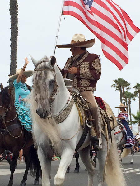 4th of July Parade, Huntington Beach, CA