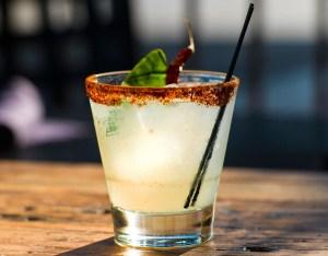 Dona Maggo | Anepalco's Cafe, Mezcal cocktail