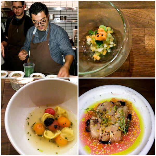 Carlos Salgado, Taco Maria Guest Chef Dinner