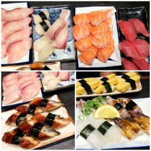 Harukoma Sushi - Osaka