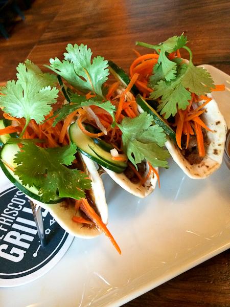 Asian BBQ Pork Street Tacos | ShesCookin.com