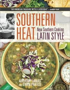 Southern Heat cookbook cover