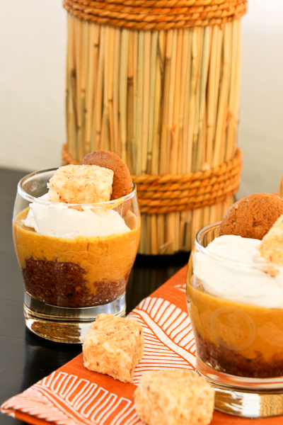 Vegan Pecan-Cacao Pumpkin Cheesecake | ShesCookin.com