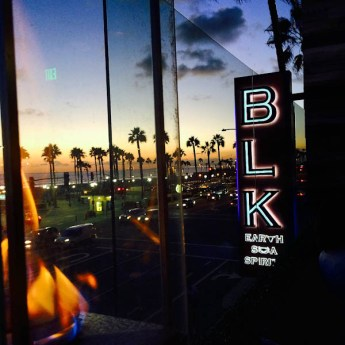BLK Earth, Sea, Spirits – Oceanview Dining in Huntington Beach