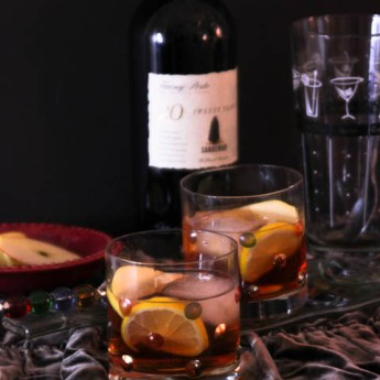 Holiday Cocktails Featuring Port Wine