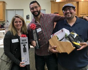 Chefs Toys Prize Winners | ShesCookin.com