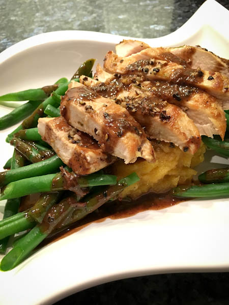 Fitness Meal Planning - Chicken 4 ways