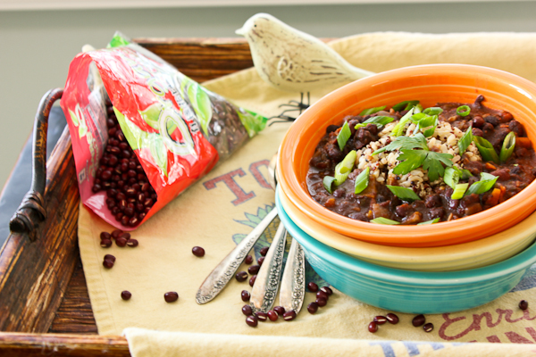 Red Beans and Rice for Mardi Gras   ShesCookin.com