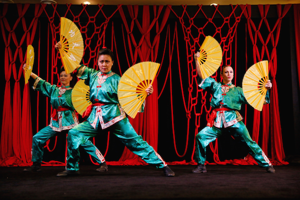 Chinese New Year, South Coast Plaza