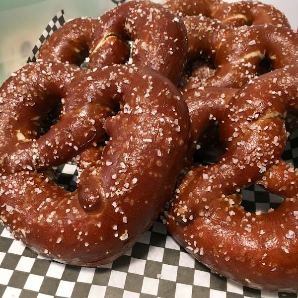 Blackmarket Bakery Pretzel| ShesCookin.com