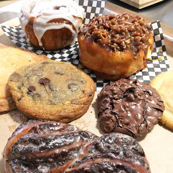 Blackmarket Bakery Pastries| ShesCookin.com-