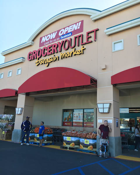 Grocery Outlet stores
