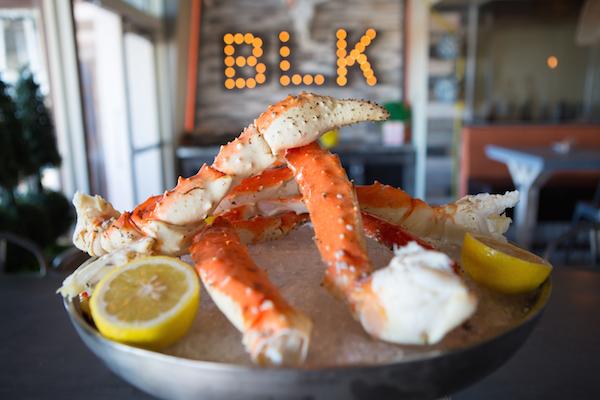 BLK King Crab Legs | ShesCookin.com