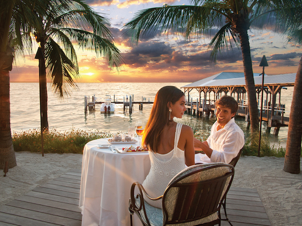 Key West - Beachside Dining
