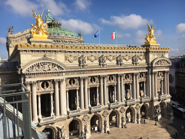 Opera Garnier Paris | ShesCookin.com