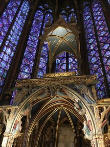 Concerts at La Sainte Chapelle, Paris | ShesCookin.com