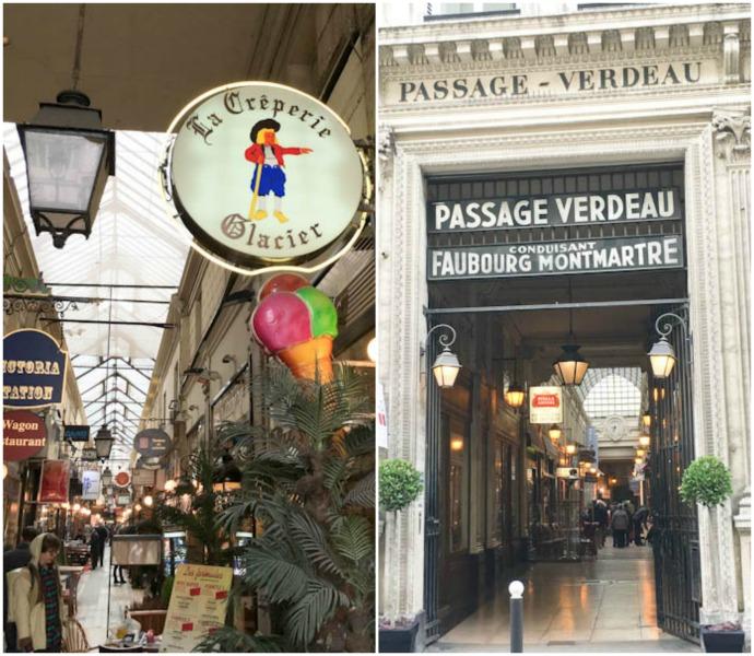 Paris Passages, Monmarte | ShesCookin.com