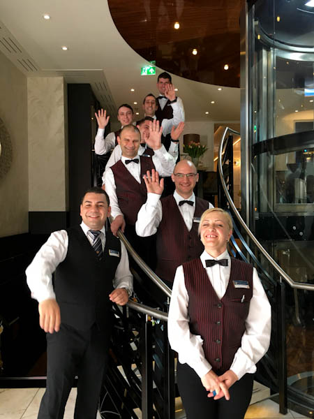 Outstanding Service - AmaWaterways Tulip Cruise | ShesCookin.com