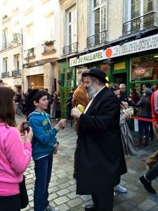 L'AS du Falafel, Le Marais, Paris | ShesCookin.com