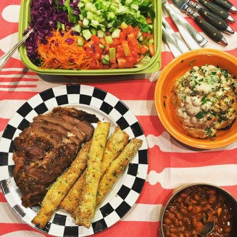 Bargain Healthy Lunch and Dinner Deals at Stonefire Grill