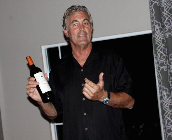Wine Dinner Meet Amp Greet With Vince Ferragamo She S