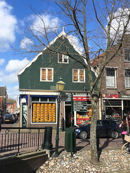 Edam Cheese Shop - AmaWaterways Tulilp Tour   ShesCookin.com