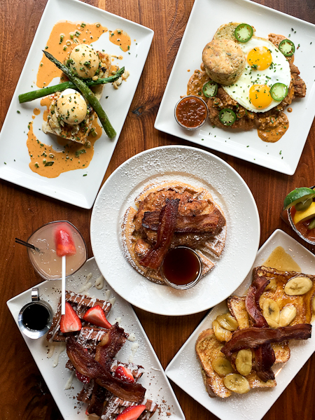 Del Frisco's Weekend Brunch | ShesCookin.com