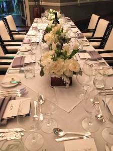 Winemaker Dinner, Waterline, Balboa Bay Resort | ShesCookin.com