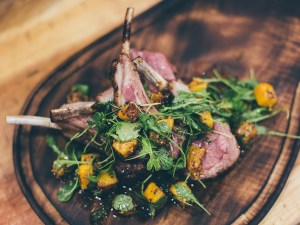 Slice Deli and Cakery Lamb Chops | Photo by Brando