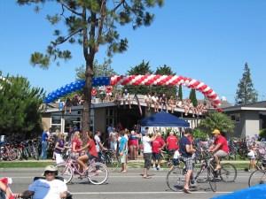 4th of July Parade, Huntington Beach, CA | ShesCookin.com