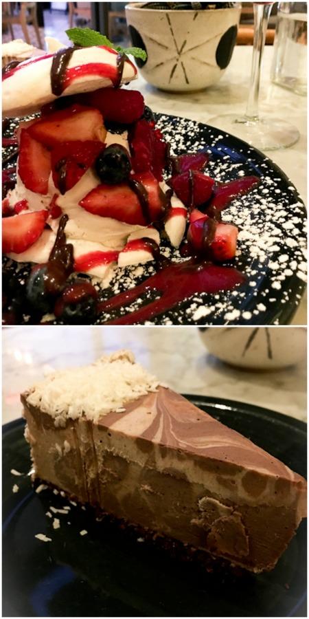 Cafe Gratitude Vegan Desserts | ShesCookin.com