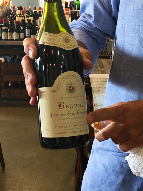 Moulin Bistro French wine tasting   ShesCookin.com
