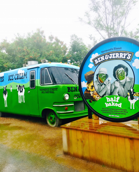 Ben and Jerry's Tour, Waterbury, CT