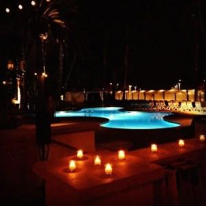 Shades - Waterfront Hilton Beach Resort | ShesCookin.com