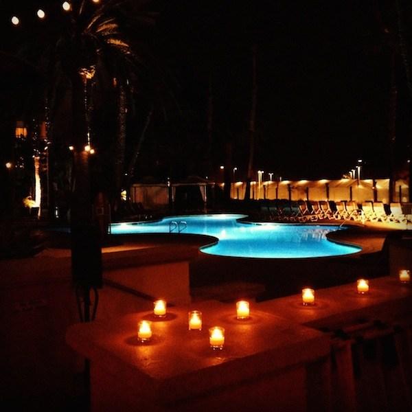 Shades - Waterfront Hilton Beach Resort   ShesCookin.com