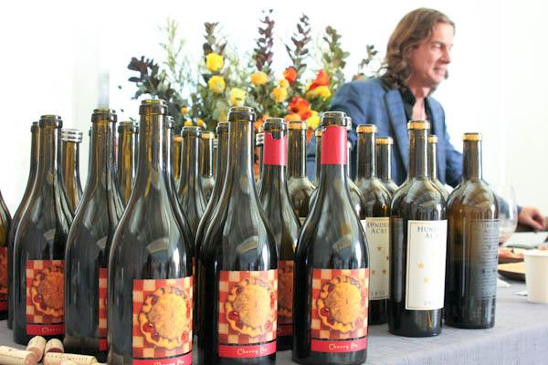 100 Acre Winery Tasting with Chris Randowski - 2016 Newport Beach Wine & Food Festival